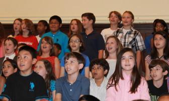 Jefferson School graduates 2014