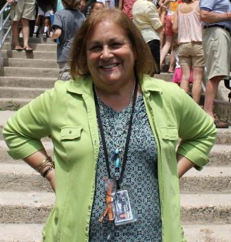 Jefferson Principal Susan Grierson