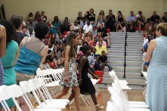 MMS Graduation 2014 (credit Sara D'Andrea)