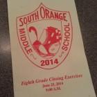 SOMS Graduation 2014