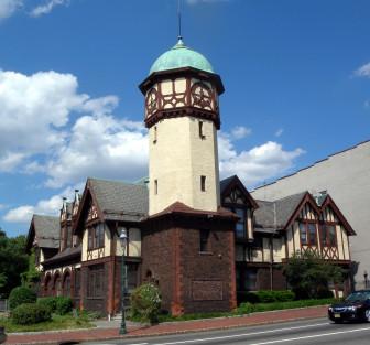 South Orange Village Hall (Wikipedia)