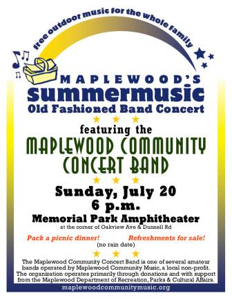 Maplewood Community Music