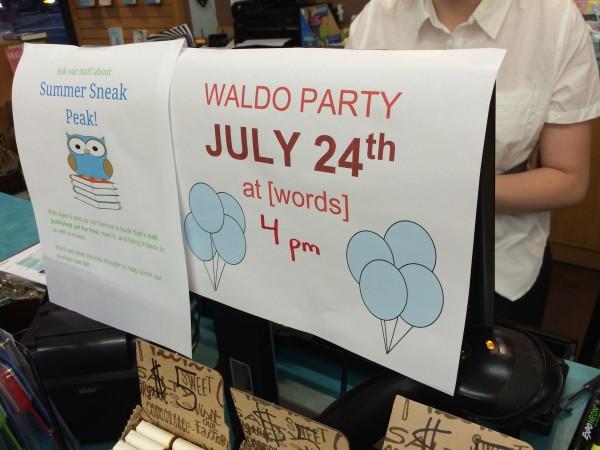 Where's Waldo? contest comes to a close July 24 at 4 p.m.
