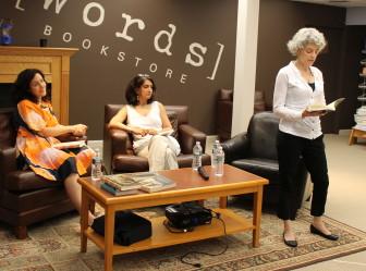 Pamela Erens at Words Maplewood