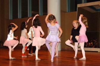 Lydia Johnson Dance Camp