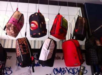 CMB Kicks Backpacks