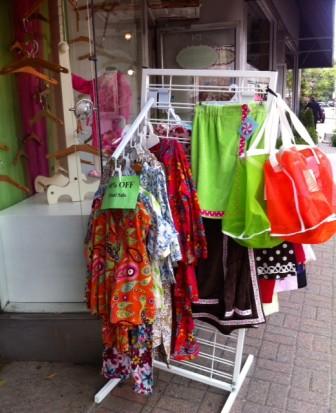 Hopscotch Raincoats and backpacks