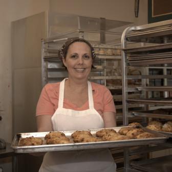 The Able Baker's Julie Pauly (photo credit Joy Yagid)
