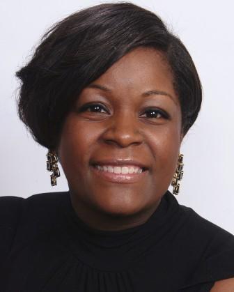 Kimberly Hutchinson, the new Jefferson School Principal.