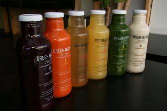 Green Nectar juice (credit Tara Prupis)