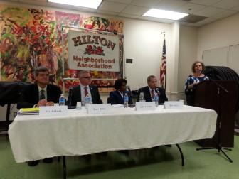 Hilton Neighborhood Association TC Debate