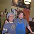 Paul Holtzman and Joe Ramaikas, owners of Cedar Ridge Cafe & Bakery.