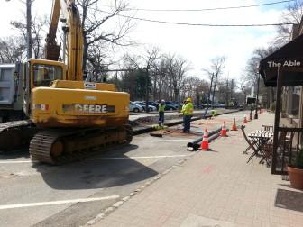Maplewood Road Work