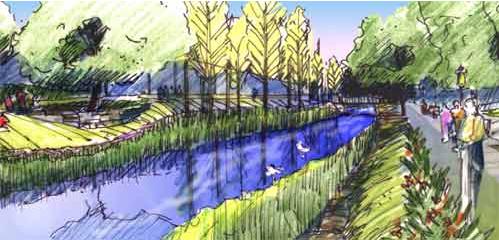 South Orange Rahway River Corridor Project