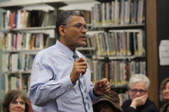 SOMSD Superintendent of Schools Dr. John Ramos