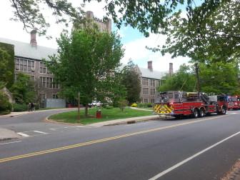 CHS Fire Trucks