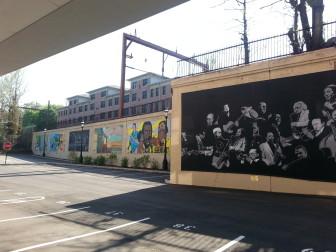 Gateway murals