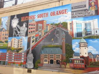 Historic South Orange mural