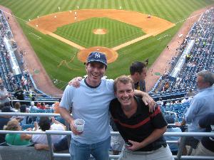 Matt Glass and Sean Merriam