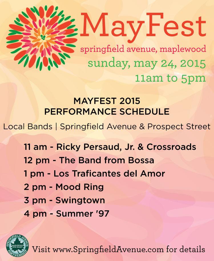 MayFest Bands