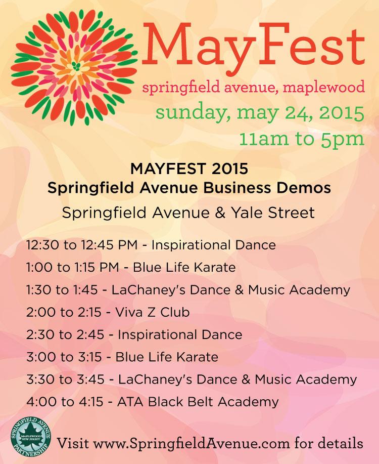 Mayfest Performances