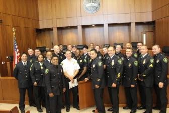 Maplewood Police Valor Awards 2015