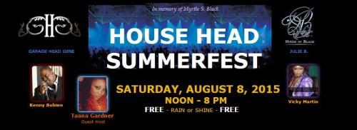 House Head Festival