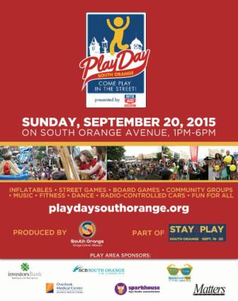PlayDay South Orange 2015