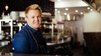 Chef Ehren Ryan looks forward to opening his new restaurant Common Lot in Millburn.