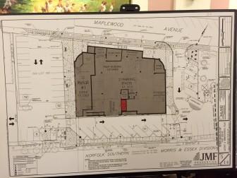Post House plan 2
