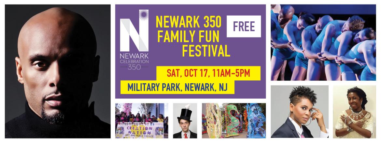 Newark 350 Family Fun Festival