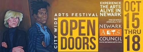 Open Doors Citywide Arts Festival in Newark