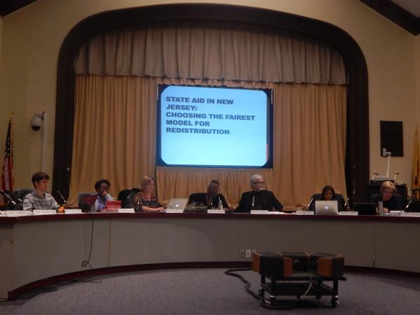 Board of Ed School Aid