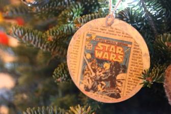 Pop 'N Shop Christmas Ornament Crazy Cool Comics