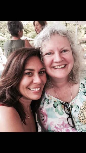 Swap/Meet SOMa's Sharon Geraghty and Kristen Tyler