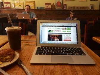 coffee shop home based