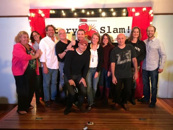 Past Studio B Story Slam winners