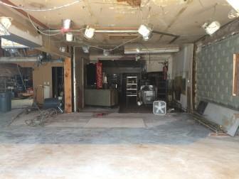 Highland Place undergoing renovations