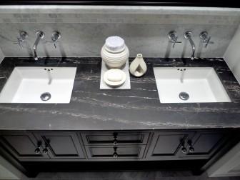 master bath detail 363 Melrose Place South Orange