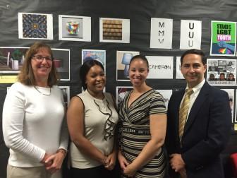 Dr. Pamela Murray, Ms. Bridgett Green, Mrs. Dara Gronau, Mr. James Manno