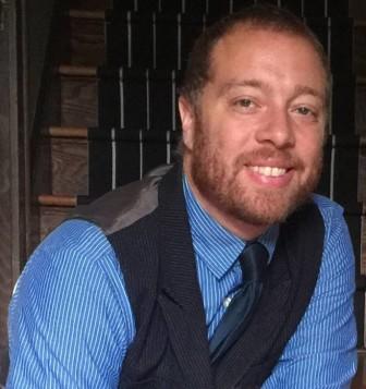 Seth Boyden Principal Damion Frye
