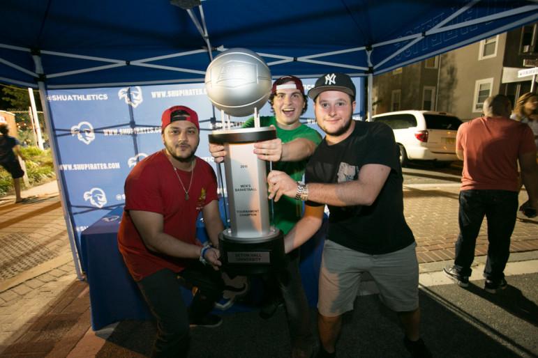 Montclair State University Food Truck Festival