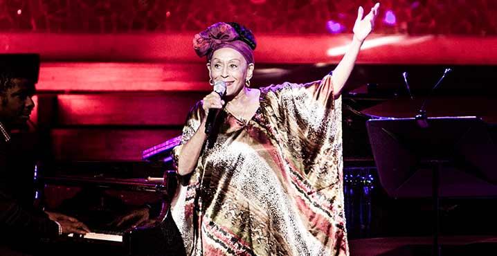 Omara Portuondo Tour