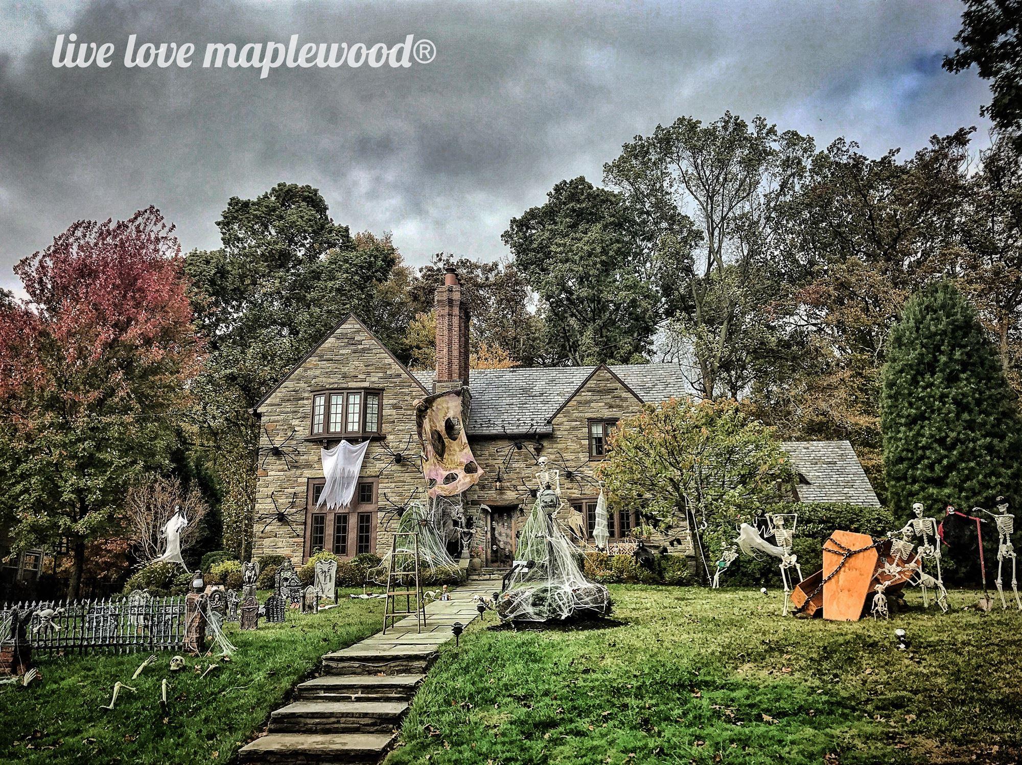 PHOTOS: Favorite South Orange-Maplewood Halloween Houses - The Village Green