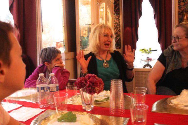 Essa McGowan, Libby Christensen, Deanne Landress