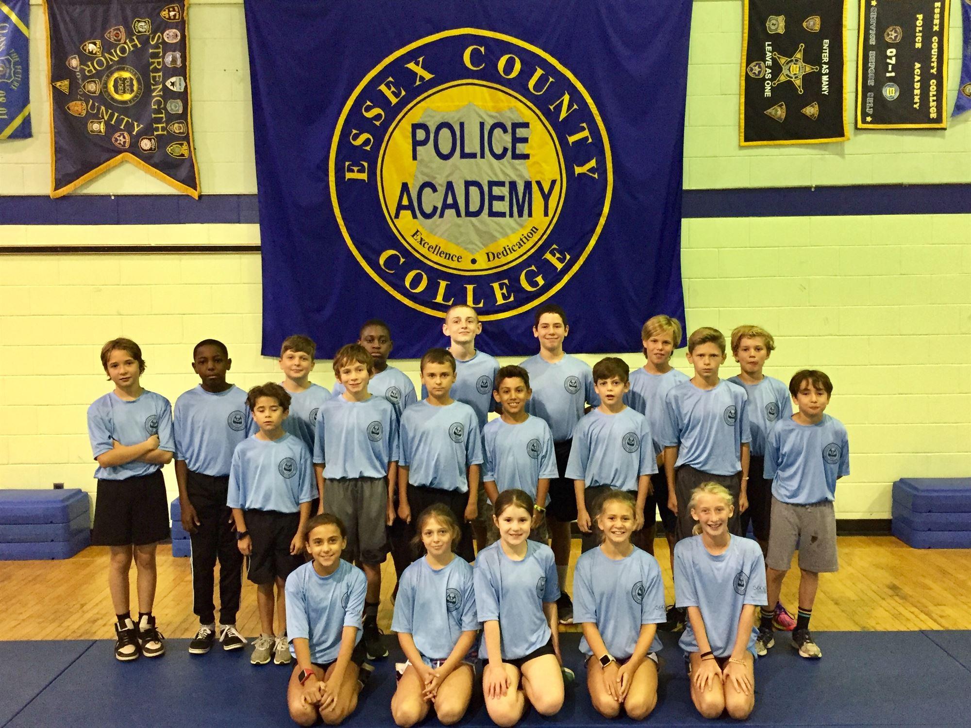 PHOTOS: 2018 South Orange Junior Police Academy Graduates 21