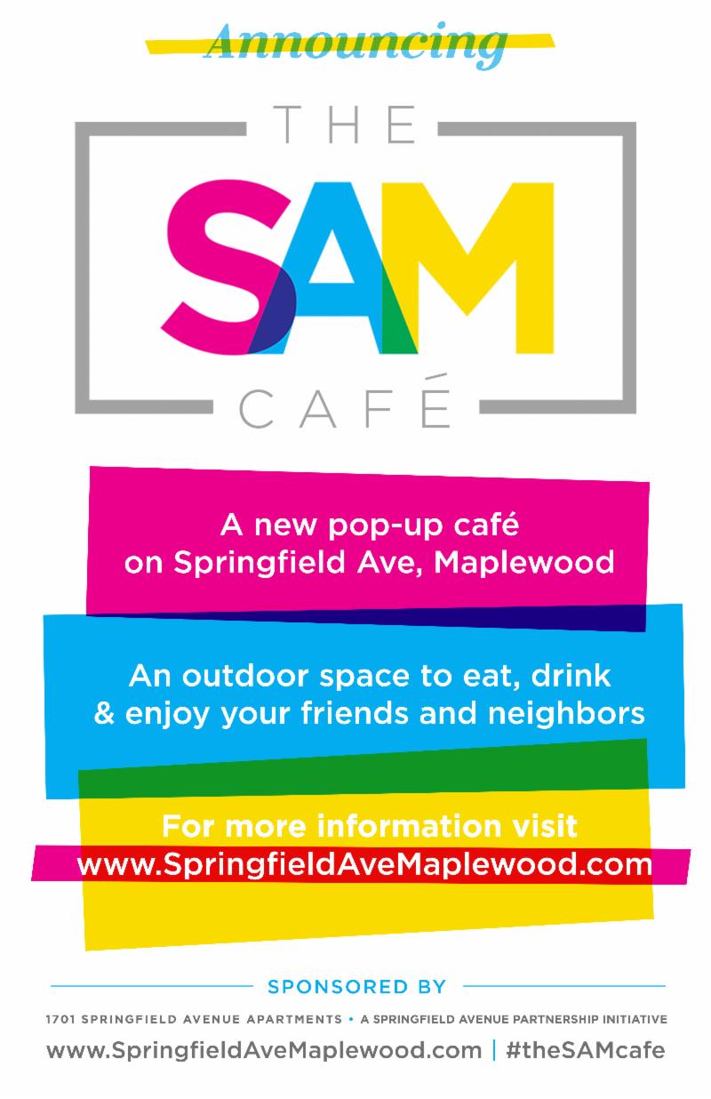 b1791961c8d Get a Sneak Peek at Springfield Avenue Pop-Up Outdoor  SAM  Cafe October 25
