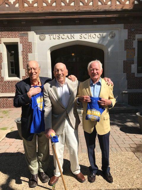 Tuscan Alumni Visit Tuscan School