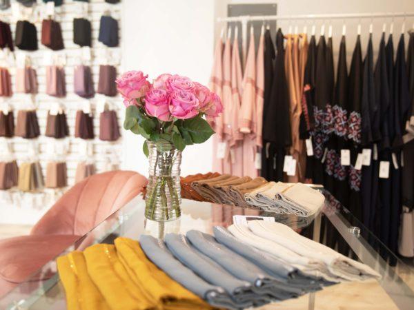 Interior of retail store Al Shams, Maplewood
